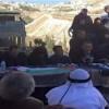 Kudüs'te Şehit Ailelerinin Evlerinin Yıkılmasına Karşı Halk Direnişi