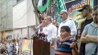 Hamas ve İslamî Cihad: İntifadayı Bastırma Girişimleri Sonuçsuz Kalacak