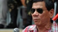 Filipinler lideri Duterte, ABD ile silah anlaşmasını iptal etti