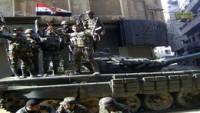 Halep: Binlerce asker yeni taarruz için şehrin güneybatısında toplandı