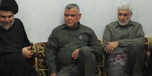 Foto: Irak Gönüllü Halk Birlikleri Komutanları ''Mukteda Sadr'' İle Görüştü