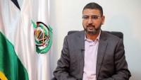 Ebu Zuhri: Brezilya'nın Büyükelçiliğini Kudüs'e Taşıma Kararı Düşmancadır