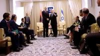 Arnavutluk, Siyonist İsrail dostluğunu pekiştirdi