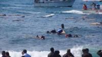 Ege'de Mülteci Faciası: 11 Ölü, 13 Kayıp