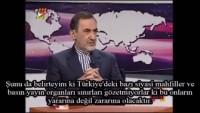 Video: Ali Ekber Velayeti: Türkiye'deki Bazı Siyasî Mahfiller ve Basın Yayın Organları Hadlerini Bilmiyorlar…