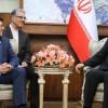 İran cumhurbaşkanı yardımcısı ve Ekvator dış ticaret bakanı, ikili ilişkileri görüştü