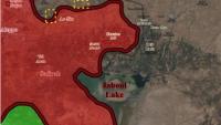 Suriye Ordusu el-Bab güneyinde büyük bir taarruz başlattı