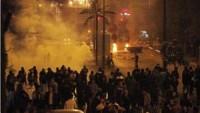 Siyonist İsrail Güçlerinin Yürüyüşe Müdahalesinde Çok Sayıda Filistinli Yaralandı