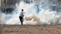 Siyonist Yerleşimciler El-Halil'de Filistinlilere Saldırdı