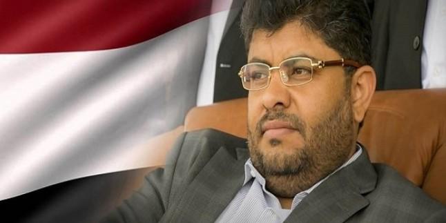 Muhammed El Husi: Yemen halkı Suudilerin saldırısından asla korkmuyor