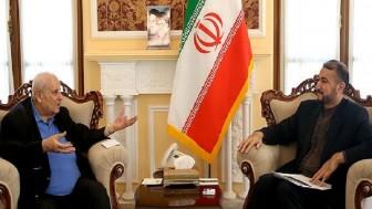 Emir Abdullahiyan: İran, Filistin halkını desteklemeye devam edecek