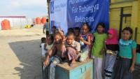 Endonezya'dan Arakan Müslümanlarına yardım