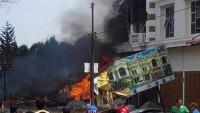 Endonezya'da uçak kazasında ölü sayısı 142'ye yükseldi