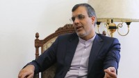 İran dışişleri bakan yardımcısı Caberi Ensari'den Suriye açıklaması