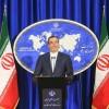 İran Dışişleri Bakanlığı Sözcüsü haftalık basın toplantısı düzenledi