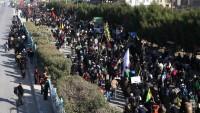 925 bin Erbain ziyaretçisi İran sınırından Irak'a geçti