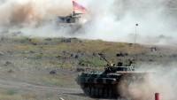 Ermeni keşif ve sabotaj timi Azerbaycan askerlerince imha edildi