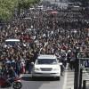 Ermenistan'da hükümet karşıtı gösteriler devam ediyor