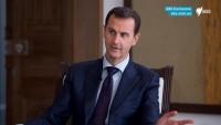 Beşar Esad: Batının Suriye'deki sorunu Suriye'nin bağımsızlığıdır