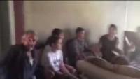 Video: Beşşar Esad Eşi ve Çocuklarıyla Birlikte Yaralı Askerleri Ziyaret Etti