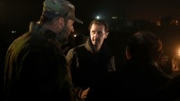 Suriye Cumhurbaşkanı Beşşar Esad, Dera'da askeri birlikleri ziyaret etti