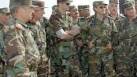 Suriye ordusu Mehin Kentini kontrol altına aldı