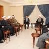 Beşşar Esad, Lübnan'daki Müslüman Ulemalar Topluluğu heyetini kabul etti