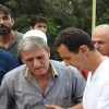 Beşşar Esad ve eşi Hama'da şehit ve gazi aileleri ile görüştü