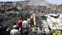 Etiyopya'da çöp yığınları 46 kişinin ölümüne sebep oldu