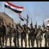 Teröristler Halep'te duvara tosladı
