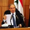 Faysal Mikdad: Duma'ya kimyasal saldırı senaryosunda İngiltere'nin parmağı var