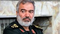 Amiral Fedevi: Amerikalılar Hürmüz Boğazı'ndan büyük bir stresle geçiyorlar