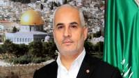 Burhum: Abbas'ın Açıklamaları Krizde Parmağı Olduğunu Gösteriyor 