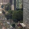 Brezilya'da yüz binlerce kişi protesto düzenledi