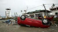 Filipinler'deki tropikal tayfunda ölü sayısı 45'e çıktı