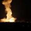 Siyonist İsrail rejimi savaş uçakları, Gazze'nin batısındaki balıkçı limanında bulunan iki tekneyi en az üç füzeyle vurdu