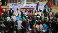 Hamas ve Fetih Liderleri Gazze'de Düzenlenen Maratonda Bir Araya Geldi