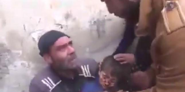Nusra Teröristleri Halep'teki Filistin Mülteci Kampına İftar Vaktinde Roketli Saldırı Düzenledi: 10 Şehid