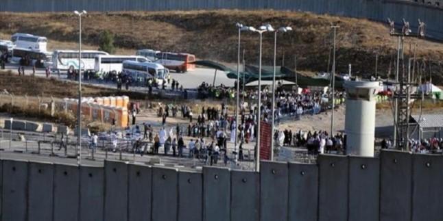 Siyonist İsrail Gazze sınırına 65 kilometre uzunluğunda metal duvar inşa edecek