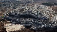Siyonist İsrail, yasadışı Yahudi yerleşim birimlerine devam ediyor