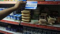 Filistin Ekonomi Bakanlığı, İsrail menşeli ürünlere el koydu
