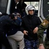 Filistinliler Ramallah'ı Ziyaret Eden ABD Heyetini Yumurtalarla Protesto Etti