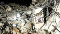 Siyonist İsrail Askerleri Şehit Muhenned El-Halebi'nin Evini Yıktı