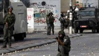 Kudüs'ün Doğusunda Siyonist Rejim  Güçleriyle Yaşanan Çatışmalarda 5 Genç Yaralandı
