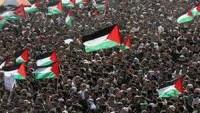 Hamas ve İslami Cihad, ortak intifada yürüyüşü düzenlendi