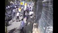 Video: Kudüs'te bugün gerçekleşen Şehadet eylemi