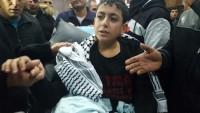 Siyonist İsrail Rejimi Yaralı Esir Çocuğu Serbest Bıraktı