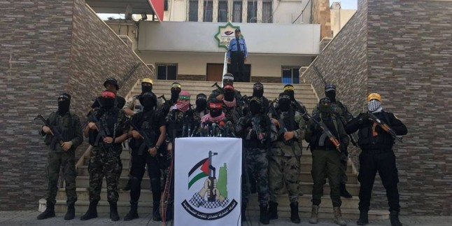 Filistinli Gruplar: Gerçek Meşruiyet Direnişe Aittir 