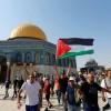 Yüzlerce Siyonist Yahudi Mescid-i Aksa'ya baskın düzenledi! Kudüslüler ve Siyonist Yahudiler arasında çatışmalar yaşanıyor