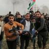 Siyonist İsrail Askerleri Gazze Sınırındaki Filistinli Gençlere Ateş Açtı: 4 Yaralı